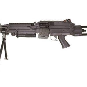 La réplique de la mitrailleuse m249 para