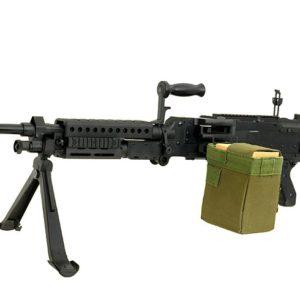 La réplique de la mitrailleuse lourde m240