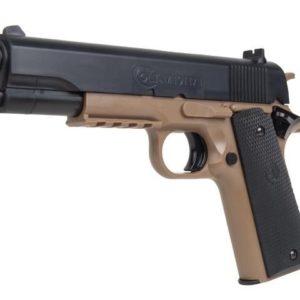 pistolet colt 1911 tan